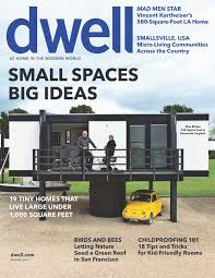 dwell november 2013 vol 14 issue 01 small spaces big ideas