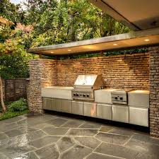 How To Build An Outdoor Kitchen Counter by Best 25 Modern Outdoor Kitchen Ideas On Pinterest Asian Outdoor