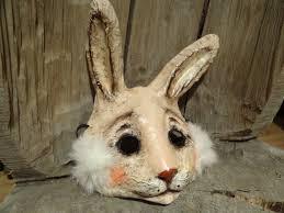 rabbit mask halloween bunny rabbit mask images reverse search