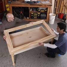 Woodworking Making A Coffee Table by How To Build A Display Coffee Table Display Coffee And Woodworking