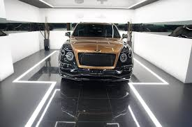 bentley startech tuned bentley bentayga in exclusive shadow gold not for the faint