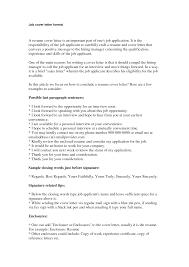 Cover Letter Job Resume Cover Letter Australian Format Cover Letter To Pg Resume