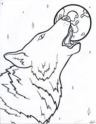 werewolf coloring pages scary werewolf coloring page free