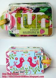 Pretty Photo Albums 305 Best Mini Albums Images On Pinterest
