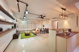 Living Room Decoration And Design Company Singapore - Living room design singapore
