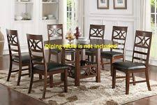 somette aluminum stackable dining chairs with cushion brown set of