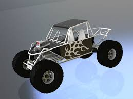 buggy design project hellraiser 2 seater chassis plans