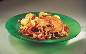 recette de cuisine facile et rapide plat chaud recette marmitako de thon