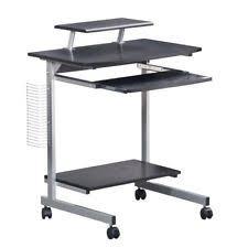 Movable Computer Desk Mobile Computer Desk Ebay