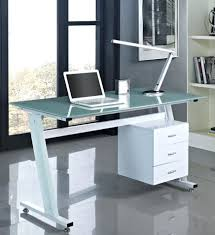 Computer Desk With Built In Computer by Built In Office Cabinets Desk Glass Top Desks Computer Pc Table