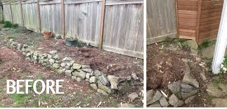 Ideas For Retaining Walls Garden by Retaining Wall Ideas Diy How To Build Retaining Walls Stronger