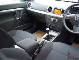 opel signum interior 2006 vauxhall signum elegance cdti diesel metro grey immaculate