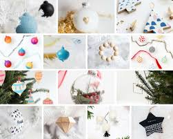 diy ornaments mega roundup a bobble for every style curbly