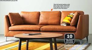 Ikea Sofa Leather Ikea Sofa Leather Adrop Me