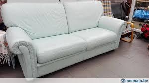 lit transformé en canapé canapé cuir transformé lit a vendre 2ememain be