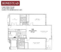 Den Floor Plan Carruthers Wharf Homestead