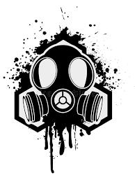 Masker Gas gas mask stock illustration illustration of hellmet 41833389