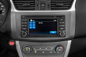 nissan sedan 2014 2014 nissan sentra radio interior photo automotive com