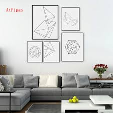 Nordic Home Online Get Cheap Abstract Shapes Art Aliexpress Com Alibaba Group