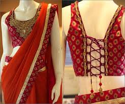 designer blouses 7 banarasi designer blouses designs banarasi silk saree back design