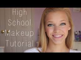 hair and makeup school high school makeup tutorial high school freshman