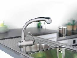Grohe Faucet Kitchen by Drake Mechanical Faucets
