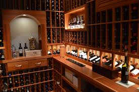 build your own refrigerated wine cabinet a guide for construction experts building a custom wine cellar