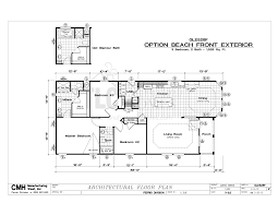 double wide home floor plan unique plans golden west limited