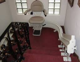 Temporary Chair Lift For Stairs Permanant And Portable Stair Lifts Bruno Sterling Handicare