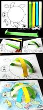 what a super cute craft for small children and a great way to
