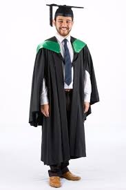 academic hoods qut academic dress bachelor of education graduation green