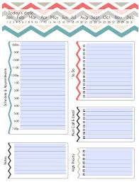 daily agenda template excel duga myproofs co