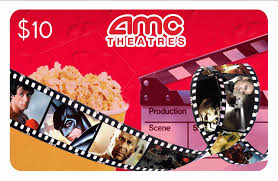 theater gift cards amc theatre gift card specials