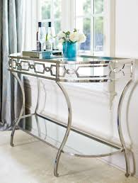 Metal Console Table Criteria Metal Console Table Bernhardt Furniture Luxe Home