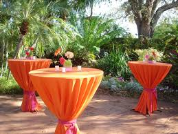 sarasota garden club wedding and cocktail party reception