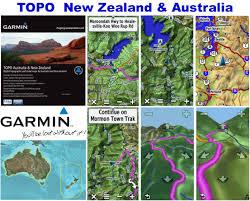 Portland Australia Map by Garmin Genuine Topo Map Nz U0026 Australia