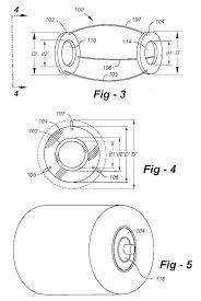 patent us20100213303 toilet paper roll centralizer google patents