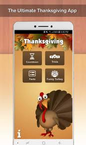 best android apps thanksgiving day november 2017