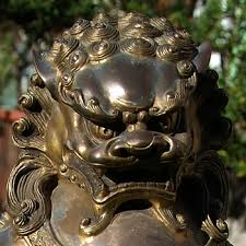 foo dog lion vintage and antique foo dogs and lions collectors weekly