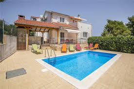 house with pool house with pool on solta island croatia villa with pool