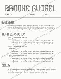 sorority resume template retro resume contact brookegudgel gmail sorority