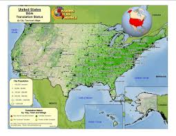 Interactive United States Map by United States Of America Worldmap Org