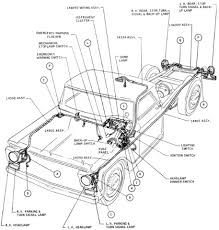 1967 ford truck f 100 wiring diagrams