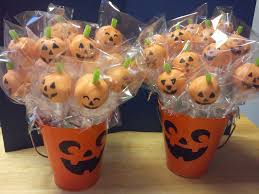 How To Make Halloween Cake Pops Jack O Lantern Halloween Pumpkin Cake Pops Cake Pop Insanity
