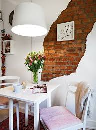 Wallpaper Designs For Dining Room by Best 25 Brick Wallpaper Ideas On Pinterest Walls Brick