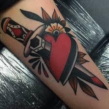 the dagger tattoodo