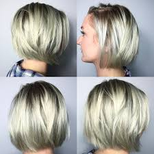 short edgy haircuts for square faces 40 most flattering bob hairstyles for round faces 2018