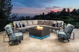 2018 outdoor patio furniture trends