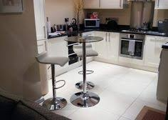 modern kitchen bar stools the sorrento cream bar stool looks beautiful in this highly