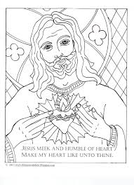 coloring pages thy kingdom come